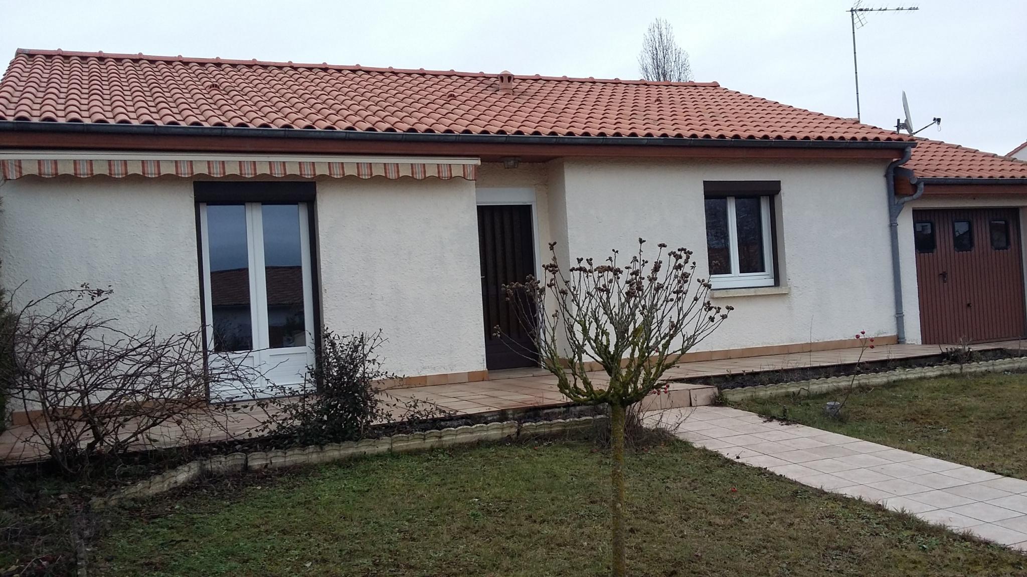 Offres de location Maison Chauray 79180
